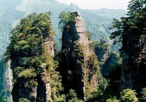 В Китае гору переименовали в честь Аватара