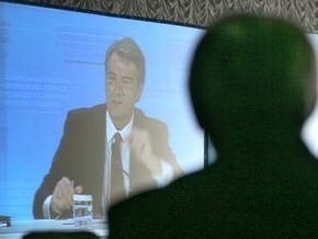The Washington Times: Ющенко испортил оранжевую годовщину