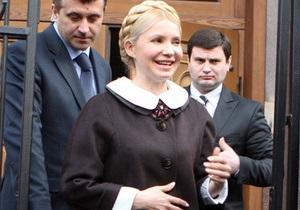 Тимошенко рассказала, за что на нее завели новое дело