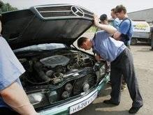 Сумские пограничники задержали россиянина на похищенном авто