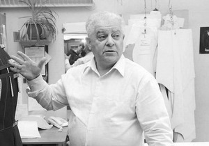 Украинского модельера Михаила Воронина похоронили на Байковом кладбище