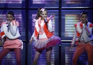 На детском Евровидении-2011 победила Грузия. Украинка заняла 11-е место