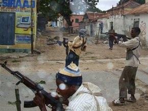 В Сомали уничтожены 40 боевиков