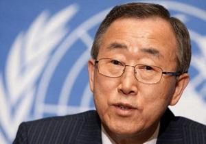 Пан Ги Мун считает, что КНДР зашла слишком далеко