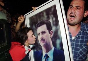 Сирия: Лахдар Брахими упрекнул Башара Асада в одностороннем мышлении