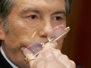 Сегодня Ющенко выступит с экстренным обращением к народу