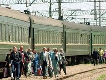 Пассажиров поезда, ехавшего в Крым, усыпили и ограбили