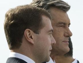 Ющенко соболезнует Медведеву
