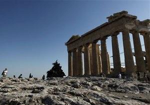 Греческий парламент поддержал план по списанию долгов