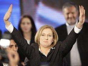 Выборы в Израиле: Кадима получает в Кнессете на одно место больше Ликуда