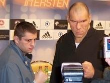Валуев и Ляхович дали пресс-конференцию перед боем