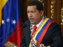 Чавес не считает колумбийских повстанцев террористами
