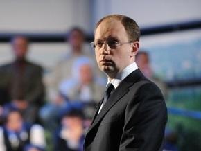 Яценюк: Я иду на выборы побеждать