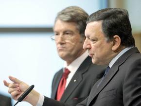 Ющенко обсудил с Баррозу объединение украинских и европейских энергосистем