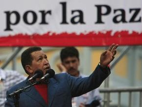 Чавес будет стрелять по облакам, чтобы вызвать дождь