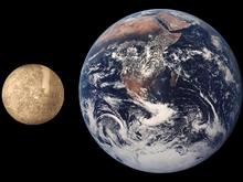 Американский зонд MESSENGER приближается к Меркурию