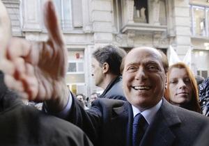Берлускони впервые не проигнорировал приглашение в суд по делу своего медиахолдинга