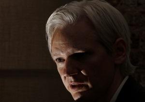 Власти Швейцарии закрыли банковский счет основателя WikiLeaks