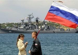 Соглашение о базировании ЧФ в Крыму: Оппозиция не исключает проведения массовых протестов