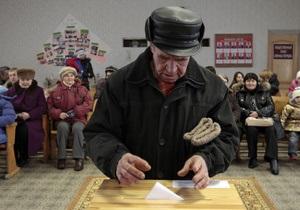 Более половины населения Беларуси считают президентские выборы честными