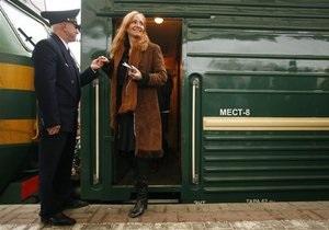 8 марта - Новости Киева - ретро-поезд - В честь 8 марта в Киеве будет курсировать ретро-поезд