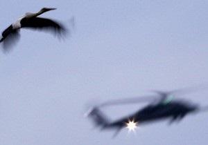На Чукотке упал вертолет: три человека погибли