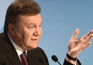 Янукович рассказал, когда следует ожидать улучшения экономической ситуации в Украине