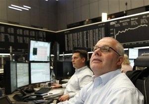 Пессимистические настроения в Европе стали причиной очередного снижения индексов в Украине