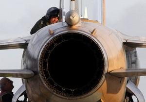 Мальта отказалась возвращать Ливии приземлившиеся на острове истребители