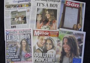 Сын герцогини Кембриджской поставил весовой рекорд среди претендентов на британский престол
