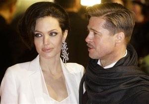 Питт и Джоли отказались прийти на церемонию Золотой глобус
