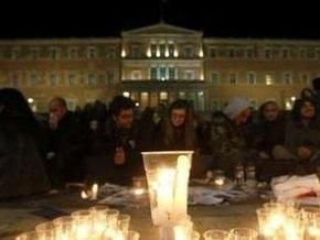 Греческие анархисты захватили телеканал