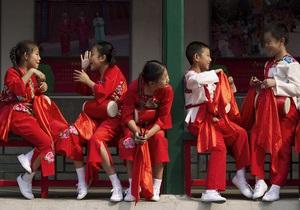 Би-би-си: Китайские школьники самые способные в мире?