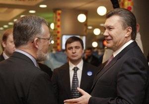 УНП: Янукович дал Табачнику  зеленый свет  для дальнейшей русификации