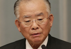 Японский министр найден мертвым в своем доме