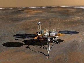 NASA объявило о завершении миссии марсианского зонда Феникс