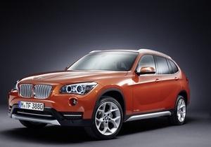 BMW обновил компактный кроссовер X1