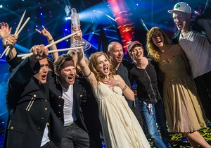 Фотогалерея: Только победа. Дания выиграла Евровидение-2013