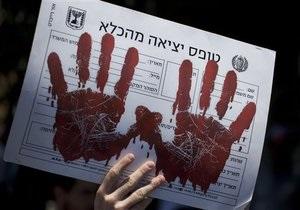 Новости Израиля - Палестина: Израиль освободит первую группу заключенных в этом месяце
