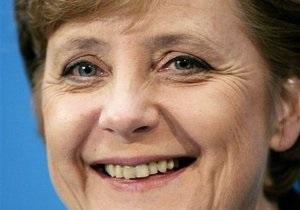 Самая высокая зарплата среди европейских чиновников - Ангела Меркель