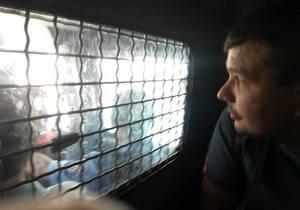 новости Киева - Киевсовет - милиция - Столичная милиция составила админпротоколы против активистов, прорвавшихся в Киевсовет