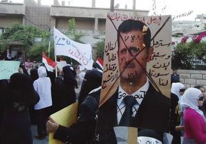 В Сирии жертвами новой волны демонстраций стали 18 человек