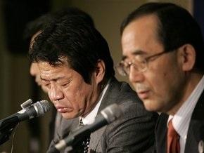 Обвиненный в пьянстве японский министр заявил о готовности уйти в отставку