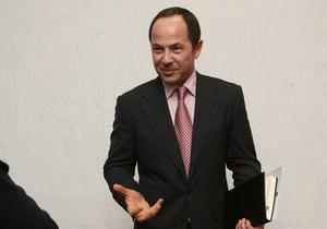 Тигипко рассказал о повышении тарифов на газ