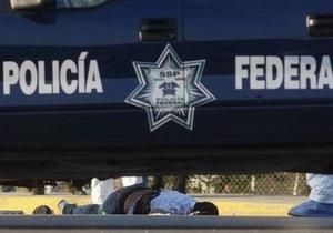 Мексиканский город остался без полиции после похищения последнего стража порядка