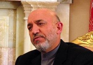 Военнослужащие НАТО по ошибке убили родственника президента Афганистана
