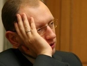 Яценюк считает, что Украина не готова сегодня вступить в НАТО