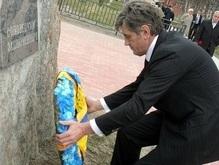 Ющенко написал статью о Соловках