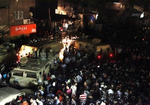 Религиозные столкновения в Каире: погибли 12 человек, более 200 пострадали