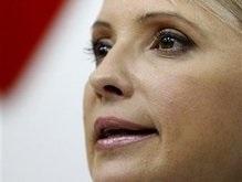 Тимошенко решила оставить регионам 100% экологического сбора